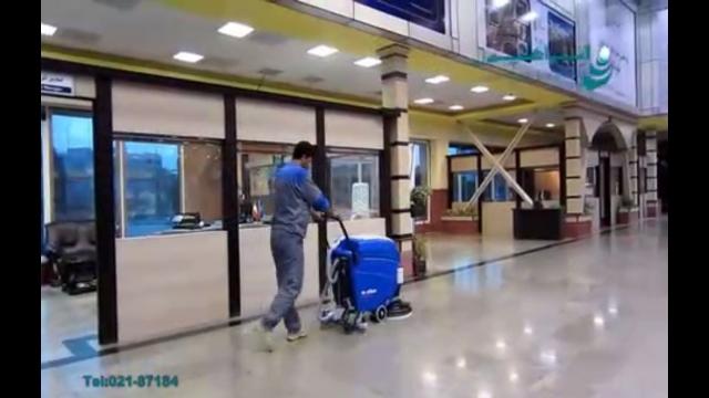 کف شوی مجتمع های اداری   - office-complexes-scrubber