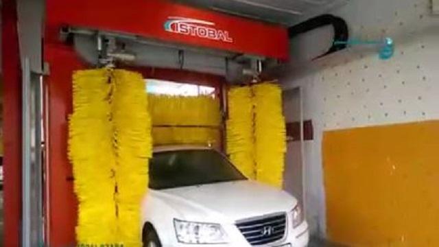 سرعت و دقت در شستشو با کارواش سواری شوی  - Speed accuracy car wash