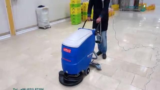 اسکرابر چه ویژگی هایی دارد؟  - What are the features of a scrubber?