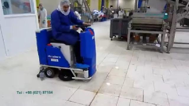 استفاده از اسکرابر در صنایع دارویی  - The use of scrubbers in the pharmaceutical industry