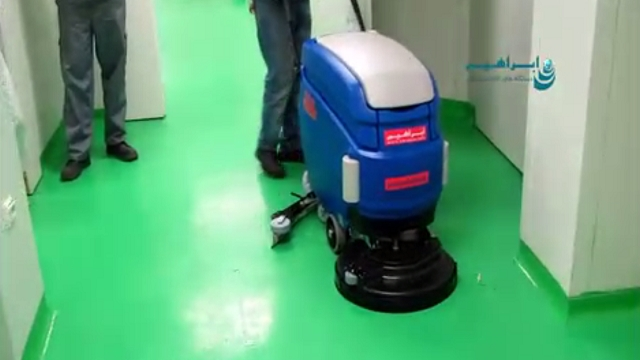 چه سطوحی را می توان با اسکرابر شست؟  - What surfaces can be washed with a scrubber?