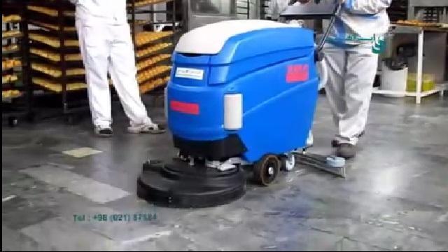 کاربرد اسکرابر در شیرینی پزی  - The use of scrubbers in pastry
