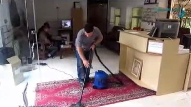 جاروبرقی با ابعاد مناسب  - Suitable vacuum cleaner