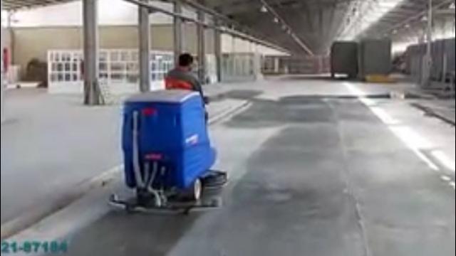 شستشوی کارخانه با اسکرابر  - Washing plant with scrubbers