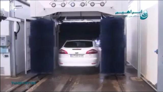 کارواش اتوماتیک دروازه ایی برای شستشوی خودرو   - Automatic Car Washes for Washing Car