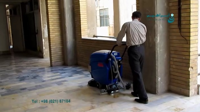 کفشوی مراکز آموزشی  - scrubber dryer - Educational Centers