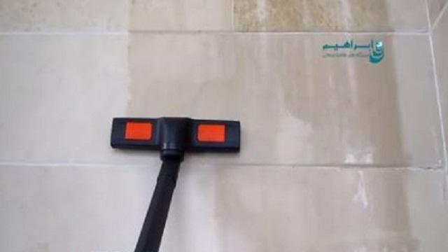کاربرد بخارشوی در شستشوی سطوح مختلف و دیوار  - Steam cleaner different surfaces walls