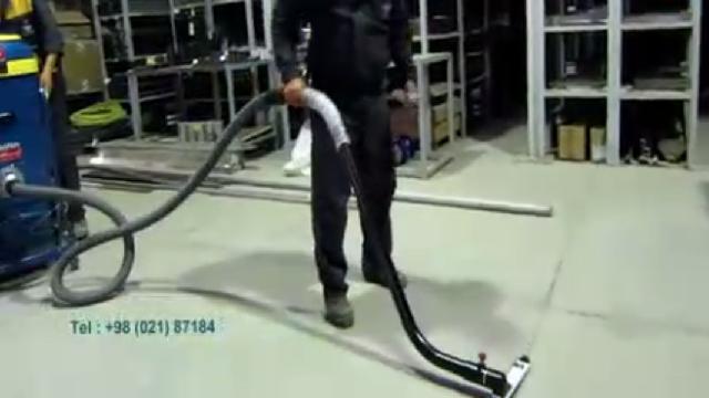 مکنده انبار و سوله  - barns and sheds vacuum cleaner