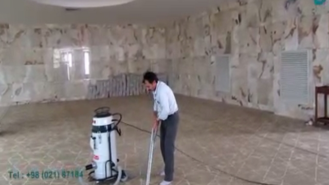 جاروبرقی مسجد  - Vacuum cleaner for mosque