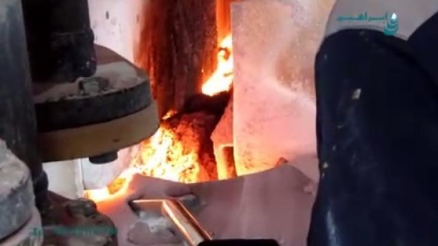 بکارگیری جاروبرقی صنعتی جهت نظافت صنایع فولاد  - Using industrial vacuum cleaners for cleaning thr steel industry