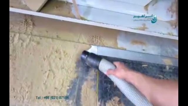 کاربرد جاروبرقی در صنعت چوب سازی  - application of vacuum cleaner in Wood Flooring Industry