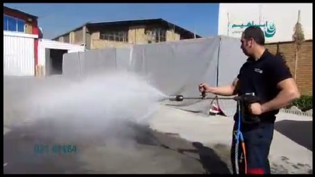 رسوب زدایی با واترجت فوق فشار قوی  - cleaning Sediment with high pressure water