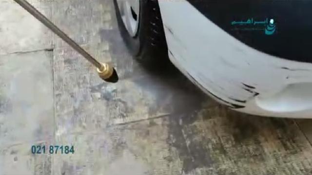 عملکرد بی نظیر تجهیزات نظافت صنعتی  - high performance of industrial cleaning equipment