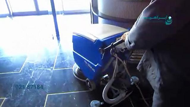 رنج قیمت دستگاه اسکرابر  - Price range of scrubber dryer