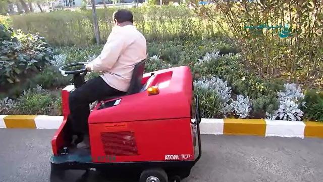 جاروب شهری با سوییپر چه مزایایی دارد؟  - What are the benefits of urban cleaning with Sweeper?