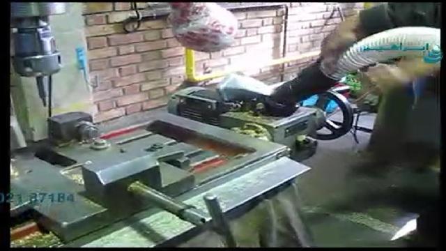 مکنده صنعتی و نظافت تجهیزات  - cleaning industrial tools and vacuum cleaner
