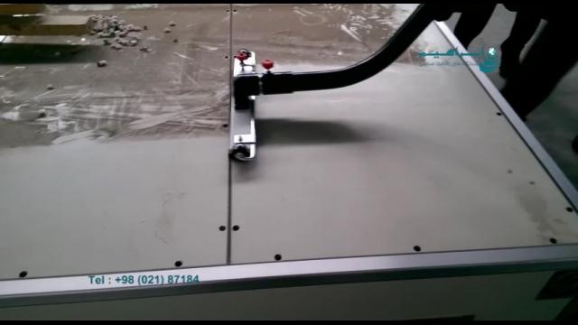 استفاده از جاروبرقی صنعتی جهت نظافت سوله   - Use of industrial vacuum cleaners for cleaning niches