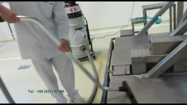 مزایای استفاده از جاروبرقی صنعتی در صنایع داروسازی  - Advantages of industrial vacuum cleaner in pharmaceutical industry