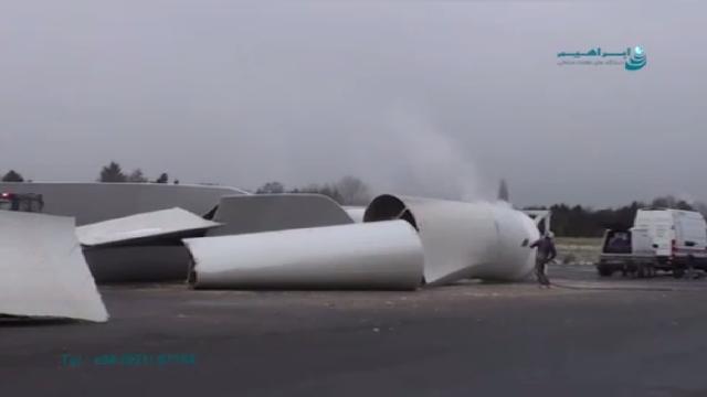 برش قطعات با واترجت فوق فشار قوی  - water cutting with ultra high pressure