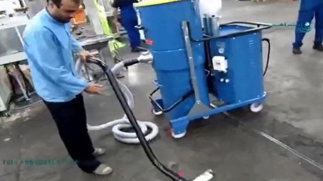جاروبرقی صنعتی  - vacuum cleaner
