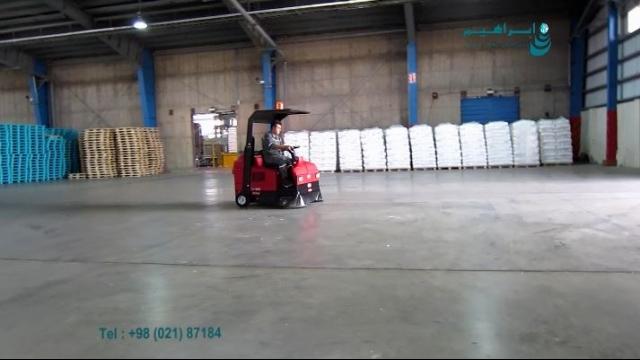 رعایت اصول ایمنی هنگام کار با دستگاه سوییپر صنعتی  - safety tips - when using a sweeper