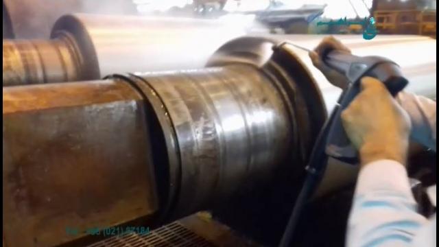 عملکرد دستگاه واترجت آب گرم  - hot water pressure washer operation