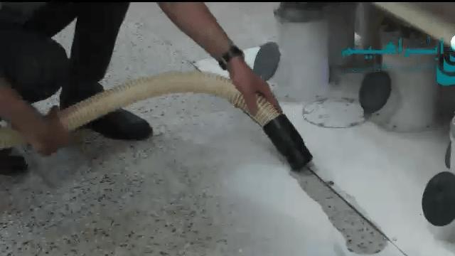 کاربرد جاروبرقی صنعتی در صنایع  -  industrial vacuum cleaners in factories