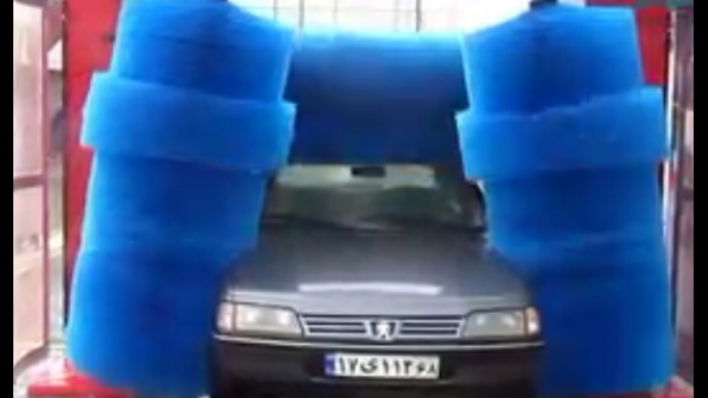 کارواش اتوماتیک و شستشوی خودرو ها  -  Automatic Car Wash and Car Washes