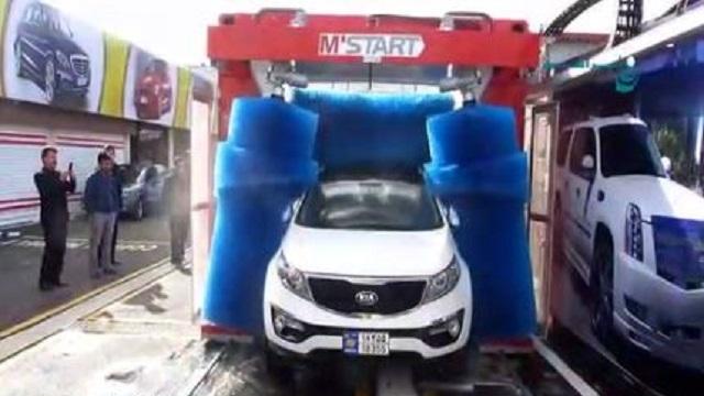 شستشوی سریع خودرو با کارواش اتوماتیک  - Quick Wash vehicle automatic carwash
