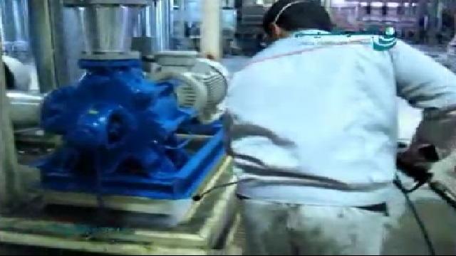 نظافت تاسیسات با واترجت  - Cleaning Facility Pressure Washer