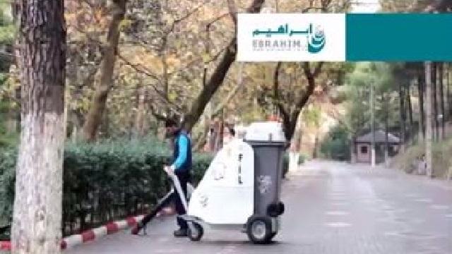 مکنده شهری دستی و قابل حمل  - Urban suckers portable