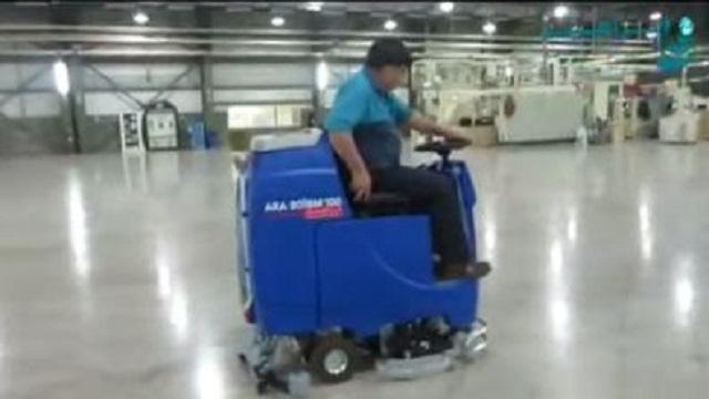 کفشوی مناسب مراکز صنعتی  - Scrubbers industrial center