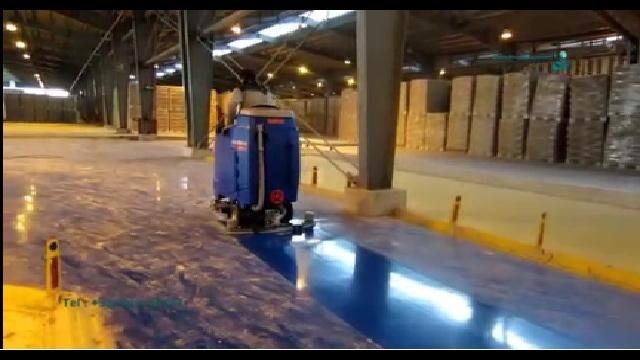 اسکرابر صنعتی  - Industrial Scrubber