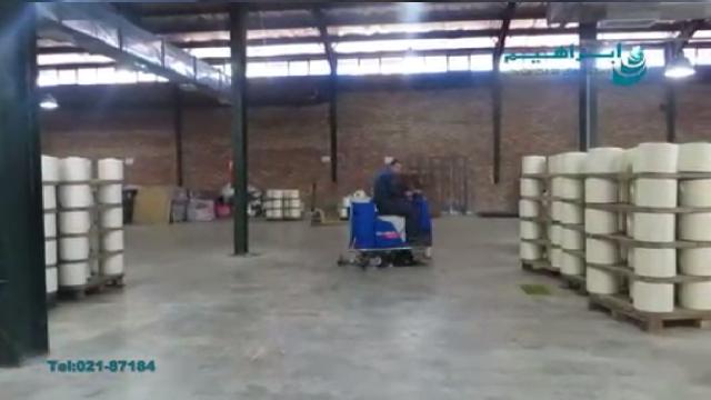 اسکرابر کارخانجات نساجی  - Textile factory scrubber
