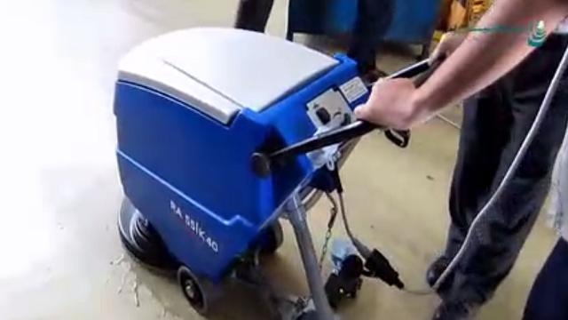 مقایسه اسکرابر کابلی با اسکرابر باتری دار  - Compare cable scrubber with battery scrubber