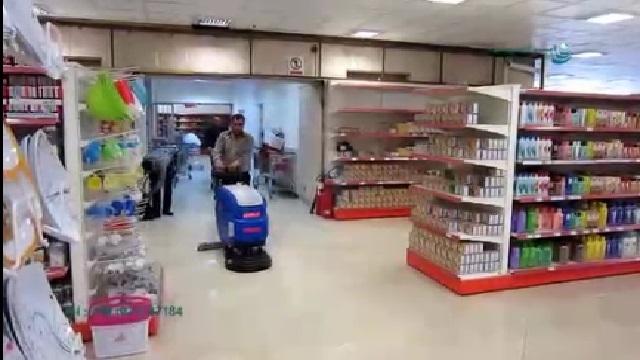 ارتقا سطوح بهداشتی محیط با اسکرابر  - Improved levels of environmental health with scrubbers