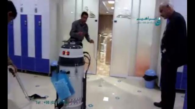 کاربرد جاروبرقی نیمه صنعتی در محیط های مرطوب  - Vacuum cleaners for semi-industrial applications in humid environments