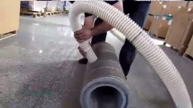 نظافت عمیق فیلتر کارتریجی با مکنده صنعتی  - Deep cartridge filter cleaning with industrial vacuum cleaner