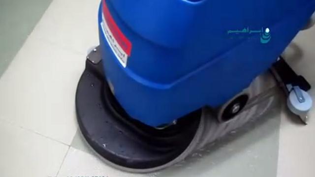چگونه اسکرابر سطوح را خشک می کند؟  - How do scrubbers dry up the surfaces?