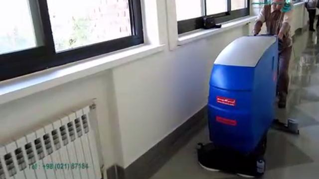 کدام اسکرابر برای شستشوی سطوح ادارات بهتر است؟  - Which scrubber is better for washing office surfaces?