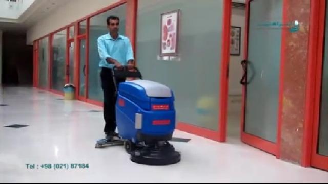 اسکرابر و شستشوی کف پوش ها  - Scrubbers and floor washing